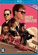 Baby Driver (Blu Ray)